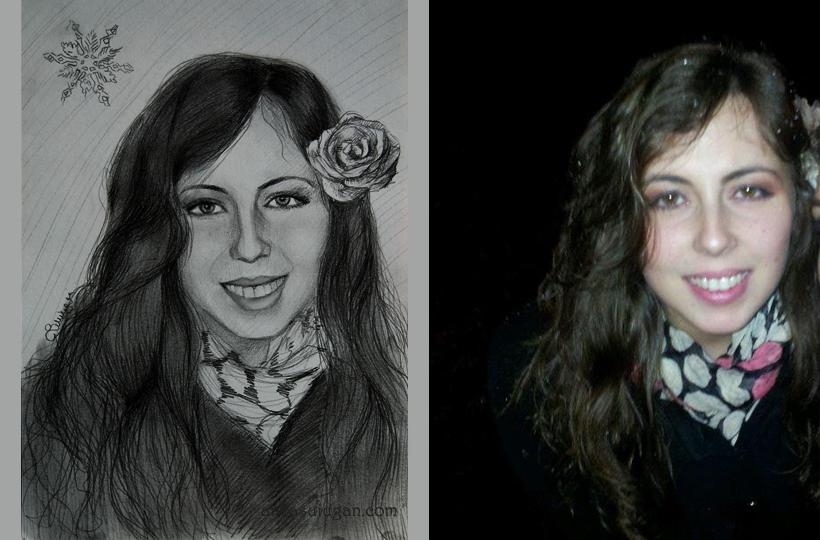 portretul de fata  | Anca Suiugan