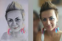 portret aniversar  | Anca Suiugan