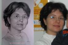 Portret de femeie | de Anca Suiugan