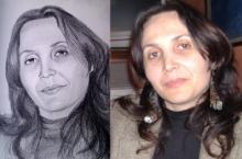 Portret de doamna | de Anca Suiugan