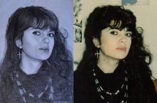 portret de mama  | Anca Suiugan