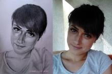 Portret de fata frumoasa | de Anca Suiugan