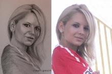 portret de femeie atragatoare  | Anca Suiugan