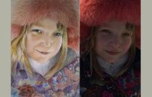 Little Russian Girl | portret de Anca Suiugan
