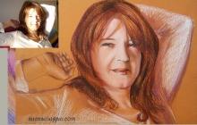 Portretul unei doamne | de Anca Suiugan