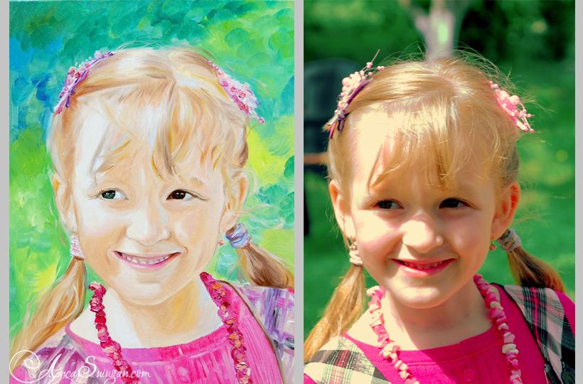 portret-de-fetita-pictat